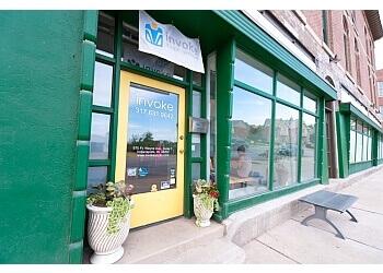 Indianapolis yoga studio Invoke Studio