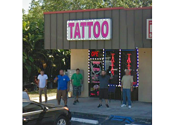 Port St Lucie tattoo shop Inzane tattoo