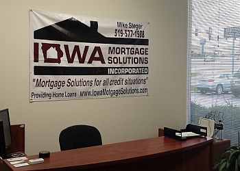 Cedar Rapids mortgage company Iowa Mortgage Solutions
