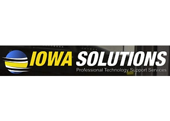 Des Moines it service Iowa Solutions, Inc.
