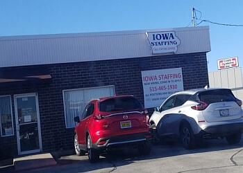 Des Moines staffing agency Iowa Staffing