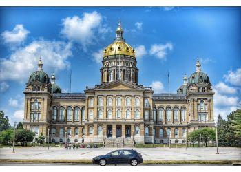 Des Moines landmark Iowa State Capitol