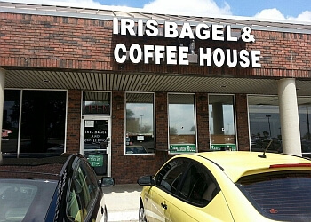 Arlington bagel shop Iris Bagel & Coffee House