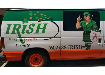 Surprise pest control company Irish Pest, Weeds & Termite