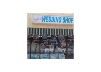 Glendale bridal shop Irmas Wedding Shop