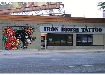 Lincoln tattoo shop Iron Brush Tattoo