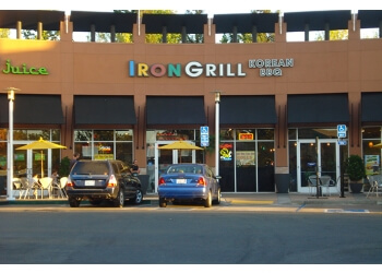 Roseville Barbecue Restaurant Iron Grill Korean Bbq