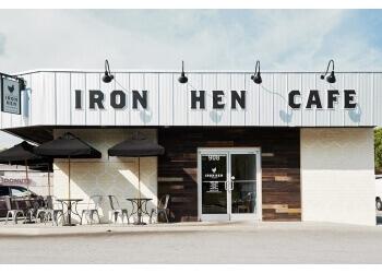 Greensboro cafe Iron Hen Cafe