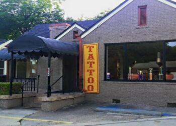 Shreveport tattoo shop Iron Horse Tattoo
