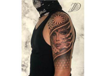Irving tattoo shop Iron Ink Tattoo