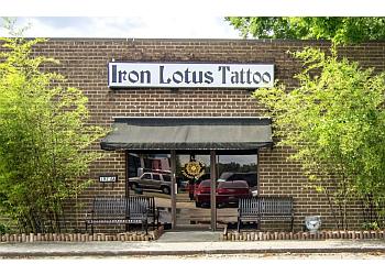 Charleston tattoo shop Iron Lotus Studios