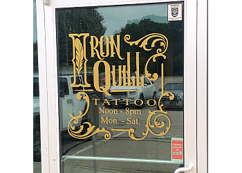 Madison tattoo shop Iron Quill Tattoo