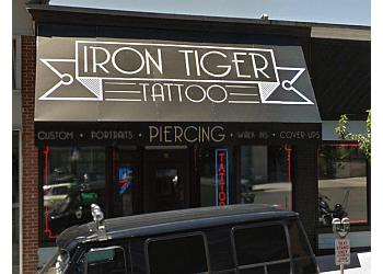 Columbia tattoo shop Iron Tiger Tattoo