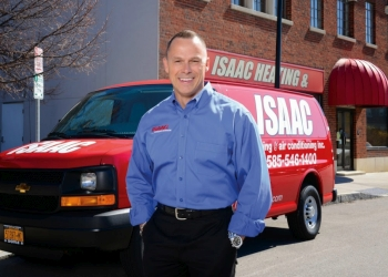 Rochester hvac service Isaac Heating and Air Conditioning