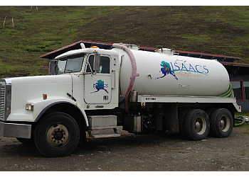 Anchorage septic tank service Isaacs Pumping Services