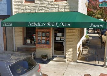 Baltimore sandwich shop Isabella's Brick Oven