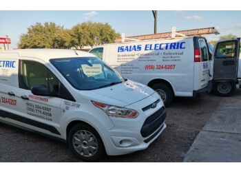 Laredo electrician Isaias Electric