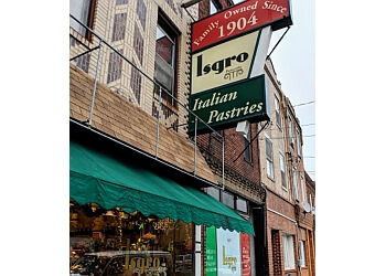 Philadelphia cake Isgro Pasticceria