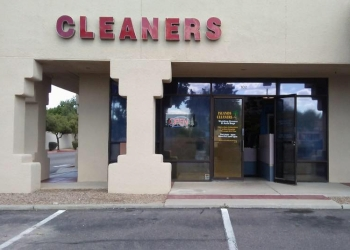 Islands Cleaners