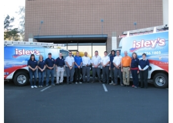 Gilbert hvac service Isley's Home Service, Inc.