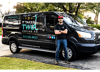 Joliet moving company It Takes 2 Moving Co