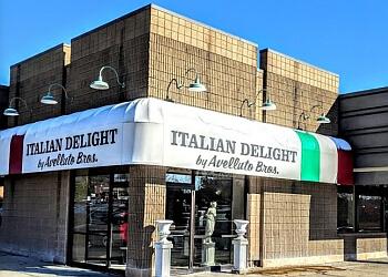 Kansas City pizza place Italian Delight