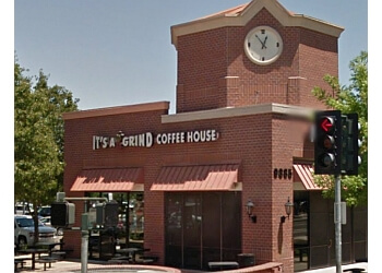 Elk Grove cafe It's A Grind Coffee House