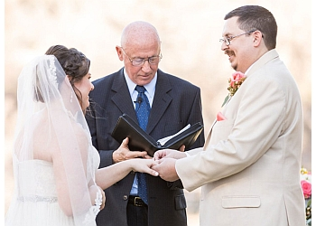 San Antonio wedding officiant It's A Wonderful Life Weddings