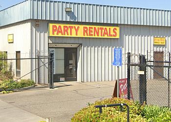 Fresno rental company It's My Party Rental