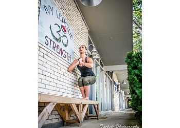 Lexington yoga studio Ivy League Strength HOT YOGA