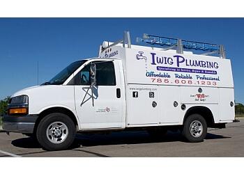 Topeka plumber Iwig Plumbing Co.