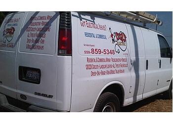 Fresno electrician Izzy's Electric