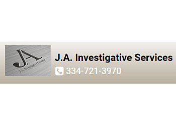 Montgomery private investigation service  J.A. Investigative Services, LLC.