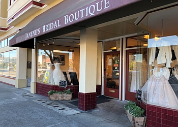Oakland bridal shop JANENE'S BRIDAL BOUTIQUE