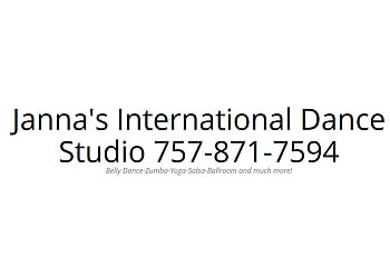 Newport News dance school JANNA'S INTERNATIONAL DANCE STUDIO