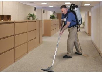 Anaheim commercial cleaning service JAN-PRO