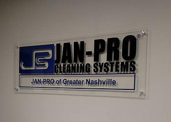 Nashville commercial cleaning service JAN-PRO