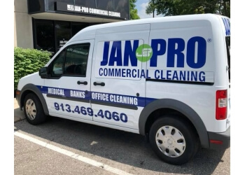 Overland Park commercial cleaning service JAN-PRO