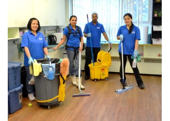 Oklahoma City commercial cleaning service JAN-PRO of OKC