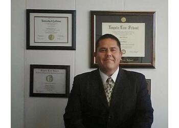 Downey divorce lawyer JAVIER SERRANO