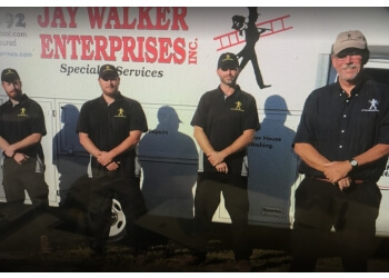 Tallahassee chimney sweep JAY WALKER ENTERPRISES INC.