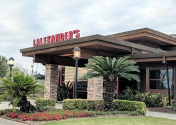 Baton Rouge american restaurant J. Alexander's Restaurant