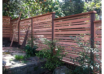 Oakland fencing contractor J B Fence Co.
