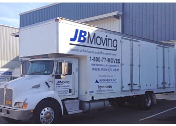 Stamford moving company JB Moving Services Inc