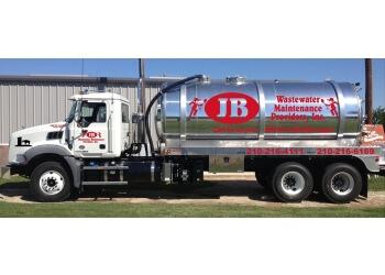 San Antonio septic tank service JB Wastewater Maintenance Providers, Inc.
