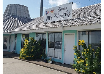 Corpus Christi bakery JB's German Bakery & Cafe