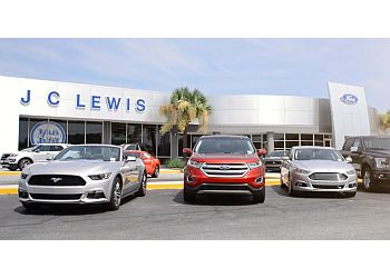 Savannah car dealership J.C. Lewis Ford