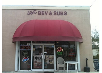 Port St Lucie sandwich shop J & C BEV & SUBS