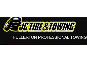 Fullerton towing company JC Tires & Towing