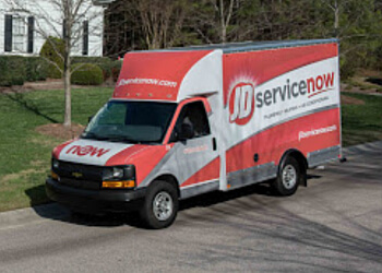 Durham plumber JD Service Now